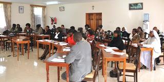 AMECEA: Women Workshop Begins
