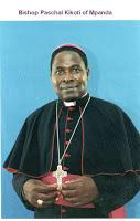 TANZANIA: AMECEA Mourns the Death of Bishop Kikoti of Mpanda Diocese
