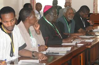 KENYA: AMECEA hosts SECAM Workshop for Small Christian Communities