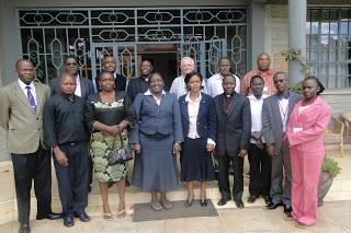 AMECEA: Justice and Pece Desk organizes Parliamentarian Retreat