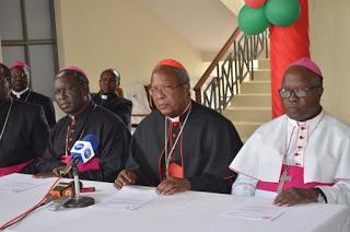 KENYA: Press Statement by the Catholic Bishops in Kenya