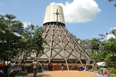 UGANDA: Thousands Celebrate Uganda Martyrs Day in Namugongo