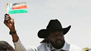 SOUTH SUDAN: Presient Kiir Disolves the Government