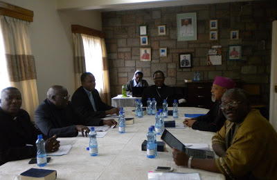 AMECEA: AMECEA Peace and Solidarity Commission Meeting