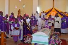 TANZANIA: The late Bishop Mwanyika laid to rest