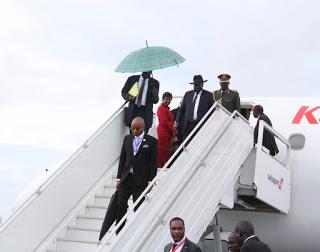 TANZANIA: All set for Presidents Magufuli and Kiir to Sign a Treaty