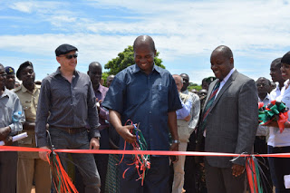 TANZANIA: SAUT in Partnership with EU launches the Solar Mini-Grid Project on the island of Ukerewe district