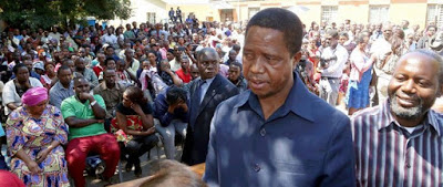 ZAMBIA: President Lungu Condemns Attacks on Foreign National