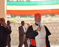 ETHIOPIA: Catholic University is set to operate from its own Premises by February 2017