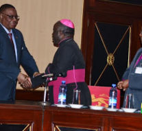 MALAWI: President Peter Mutharika asks for support from the Clergy