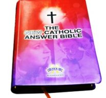 MALAWI: Catholics Cherish New Catholic Answer Bible
