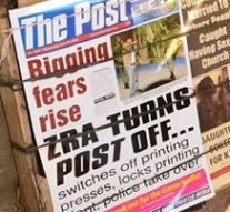 ZAMBIA: ZEC saddened by the closure of a Local Newspaper 'The Post' by the Government