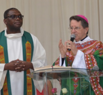 "KENYA: ""The Catholic Church stands with You"", – Bishop Consoles Refugees on World Refugee Day"