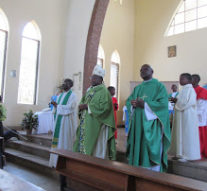 MALAWI: Bishop Sitima calls for humility among Legion of Mary members