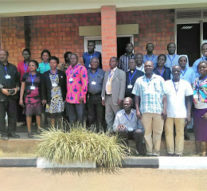 UGANDA: Conference undergoes training on Emergency Response in Conflict Scenarios