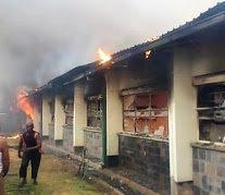 ZAMBIA: Chilonga Catholic Nursing School Gutted