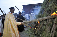 ETHIOPIA: Catholics Light the Bonfire as Sign of a Light and Peace from Christ