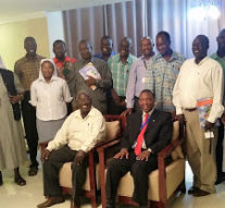 SOUTH SUDAN: AMECEA Justice Peace and Caritas Department Conducts Training in South Sudan
