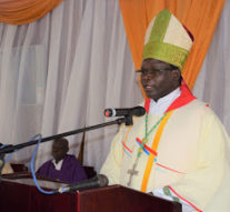 UGANDA: Catholic Members of Parliament celebrate annual Christmas tree lighting ceremony