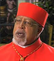 H.E. Berhaneyesus D. Cardinal Souraphiel,