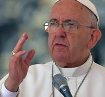 VATICAN: Pope Francis appeals for 'suffering South Sudan'