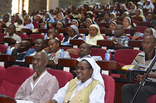 A section of participants of annual Catholic  Private Institutions Association Conference