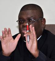 Bishop Charles Kasonde