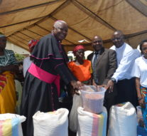 MALAWI: Pope Francis' Food Relief Aid Distribution Exercise rolls out Nationwide