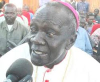 SOUTH SUDAN: Body of late Bishop Rudolf Scheduled to arrive in Juba Wednesday