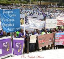 KENYA: Bishop Reiterates Pope Francis' Message to Kenyans