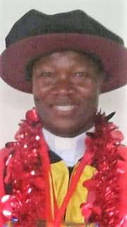 Fr. John Baptist Kaganda