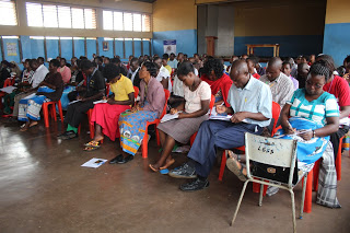 PARTICIPANTS TO THE WORKSHOP (Malawi)
