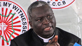 Rt. Rev. Philip Anyolo, KCCB Chairman and  Bishop for Homabay Diocese