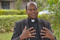 KENYA: Archbishop elect Anthony Muheria accepts his appointment with gratitude