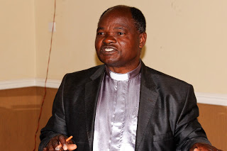 Msgr. Francis Sonkhani, Vicar General Archdiocese of Lilongwe