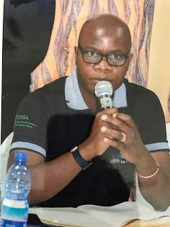 Noel Mtonza, CCJP Diocesan Secretary, Archdiocese of Lilongwe