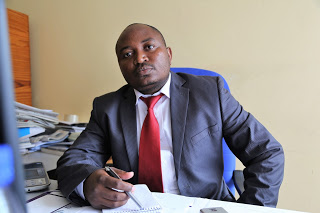 Mr. Martin Chiphwanya, National CCJP Secretary