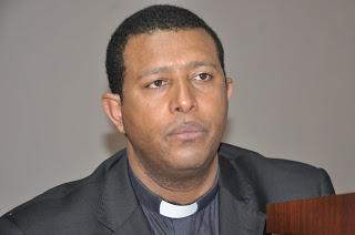 Fr. Teshome Fikire, ECS Deputy Secretary General and Pastoral Commission Director