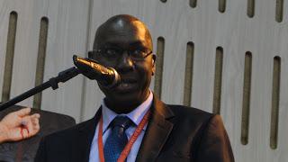 Prof Justus Mbae, Vice Chancellor Catholic  University of Eastern Africa CUEA