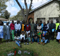ZAMBIA: Youth meet for consultation on the 2018 youth synod.