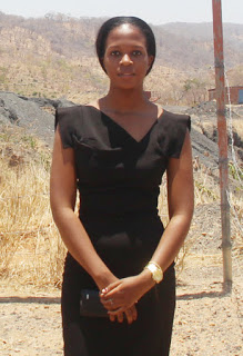 Agness Mpoto, CCJP National Extractive Industry Desk Officer,