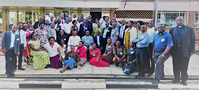Participants of Uganda National Catholic Council  of Lay Apostolate (UNCCLA) Conference