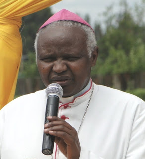 The Late Rt. Rev. Cornelius Arap Korir, Former Bishop of Eldoret-Kenya