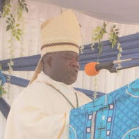 Most Rev. Thomas Luke Msusa,  Chairman of Episcopal  Conference  of Malawi and  Archbishop of Blantyre