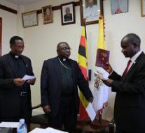 UGANDA: Bishop urges new National Catholic Heads of Laity to embrace teamwork