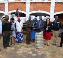 MALAWI: Conference of Catholic Bishops Donates To Malawi Flood